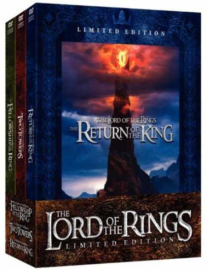 Bestselling Movies (2006) - The Lord of the Rings Trilogy (Theatrical and Extended Limited Edition)
