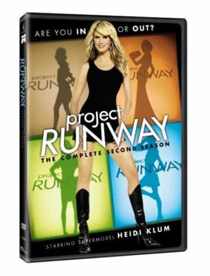 Bestselling Movies (2006) - Project Runway - The Complete Second Season