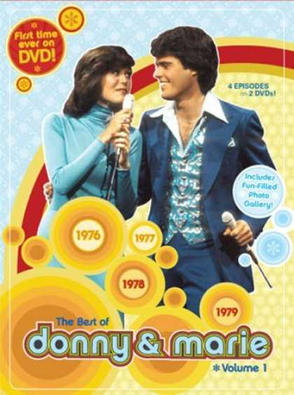 Bestselling Movies (2006) - The Best of Donny and Marie, Volume 1 by Art Fisher
