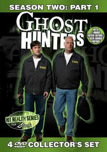 Bestselling Movies (2006) - Ghost Hunters - Season 2, Part 1 by Peter Zasuly