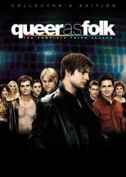 Bestselling Movies (2006) - Queer as Folk - The Complete Third Season (Showtime) by Laurie Lynd