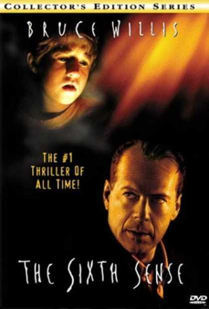 Bestselling Movies (2006) - The Sixth Sense (Collector's Edition Series)