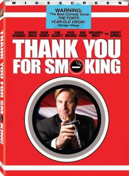 Bestselling Movies (2006) - Thank You for Smoking (Widescreen Edition) by Jason Reitman