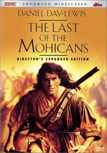 Bestselling Movies (2006) - The Last of the Mohicans (Director's Expanded Edition) by Michael Mann