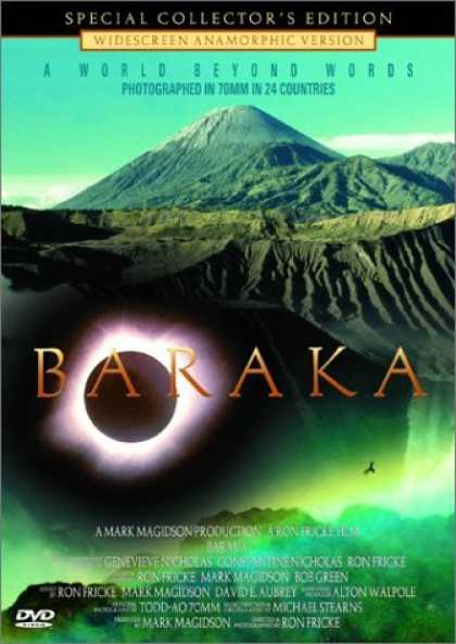 Bestselling Movies (2006) - Baraka by Ron Fricke