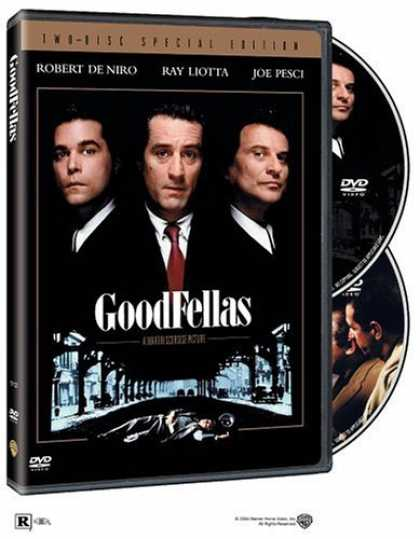Bestselling Movies (2006) - Goodfellas (Two-Disc Special Edition) by Martin Scorsese