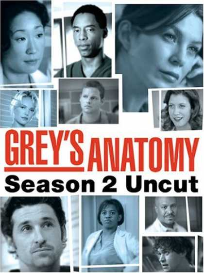 Bestselling Movies (2006) - Grey's Anatomy - Season Two