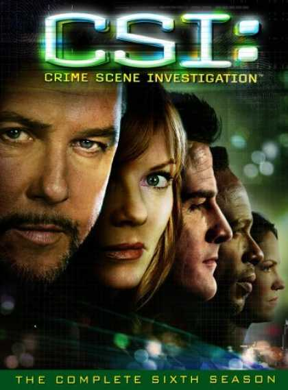 Bestselling Movies (2006) - C.S.I. Crime Scene Investigation - The Complete Sixth Season