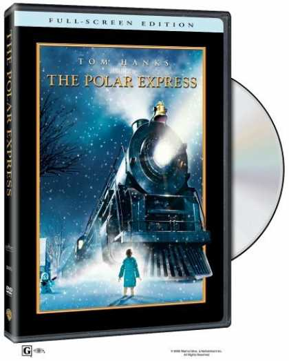 Bestselling Movies (2006) - The Polar Express (Single-Disc Full Screen Edition) by Robert Zemeckis