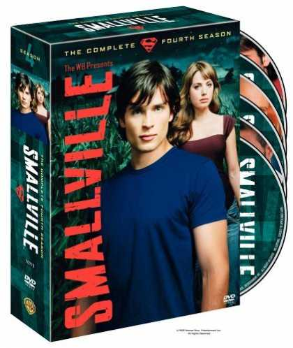 Bestselling Movies (2006) - Smallville - The Complete Fourth Season