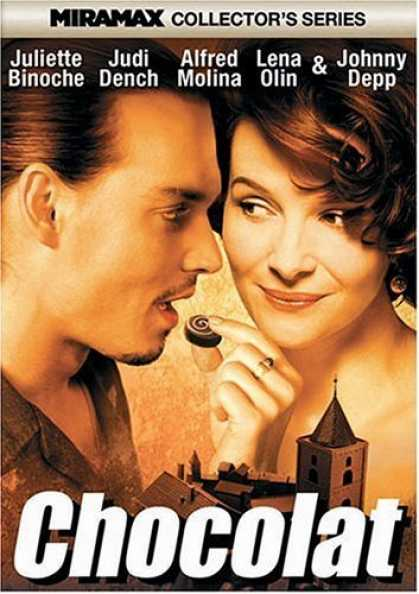 Bestselling Movies (2006) - Chocolat (Miramax Collector's Series) by Lasse Hallström