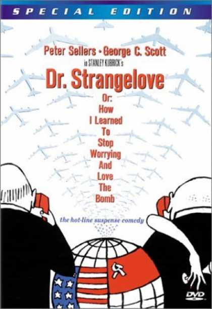 Bestselling Movies (2006) - Dr. Strangelove or How I Learned to Stop Worrying and Love the Bomb (Special Edi
