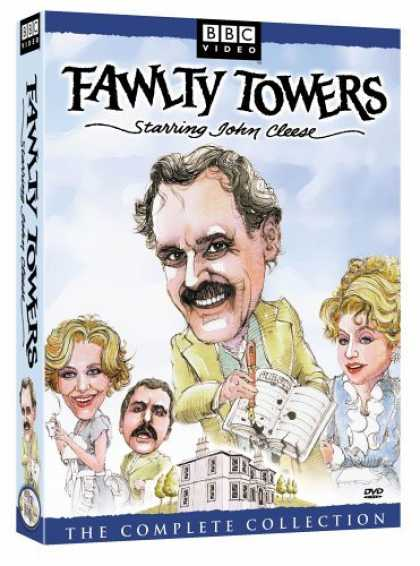 Bestselling Movies (2006) - Fawlty Towers - The Complete Series