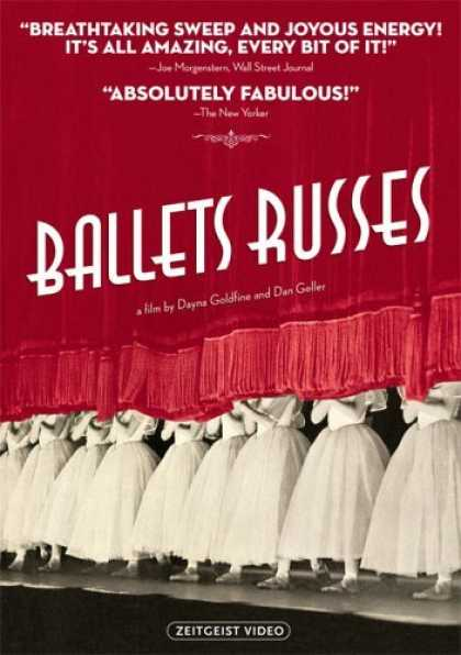 Bestselling Movies (2006) - Ballets Russes by Dayna Goldfine