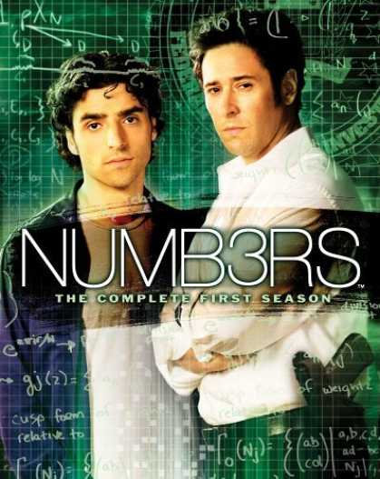 Bestselling Movies (2006) - Numb3rs - The Complete First Season by Lou Antonio