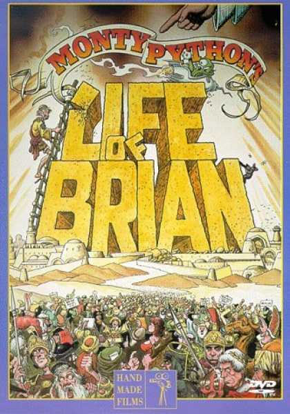Bestselling Movies (2006) - Life of Brian