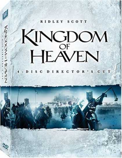 Bestselling Movies (2006) - Kingdom of Heaven (4-Disc Director's Cut) by Ridley Scott