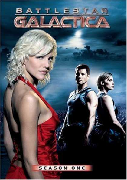 Bestselling Movies (2006) - Battlestar Galactica - Season One (2004)