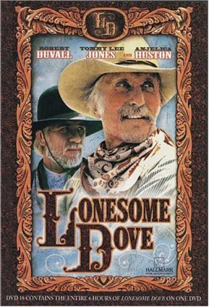 Bestselling Movies (2006) - Lonesome Dove by Simon Wincer