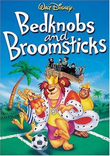 Bestselling Movies (2006) - Bedknobs and Broomsticks (30th Anniversary Edition) by Robert Stevenson