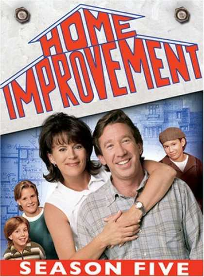 Bestselling Movies (2006) - Home Improvement - The Complete Fifth Season