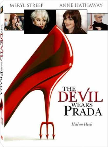 Bestselling Movies (2006) - The Devil Wears Prada (Widescreen Edition) by David Frankel