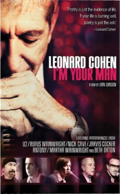 Bestselling Movies (2006) - Leonard Cohen - I'm Your Man by Lian Lunson