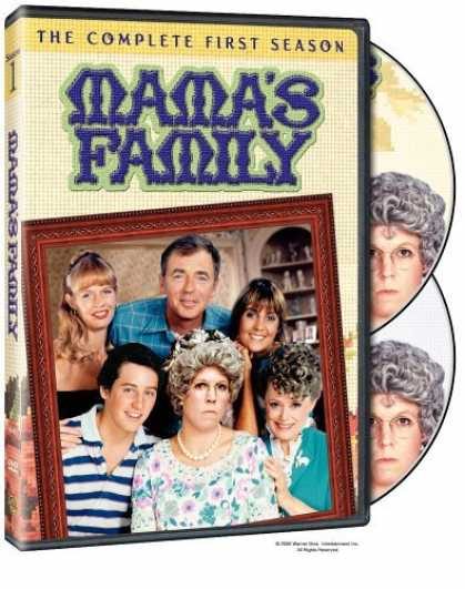 Bestselling Movies (2006) - Mama's Family - The Complete First Season