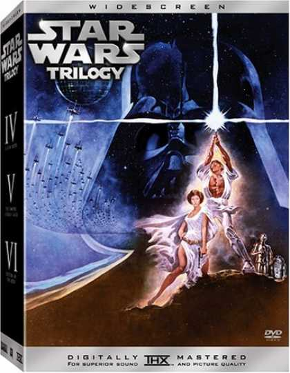 Bestselling Movies (2006) - Star Wars Trilogy (Widescreen Edition Without Bonus Disc)