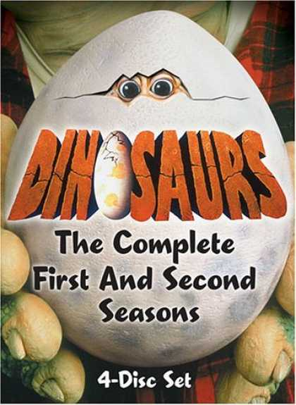 Bestselling Movies (2006) - Dinosaurs - The Complete First and Second Seasons by Jeff McCracken