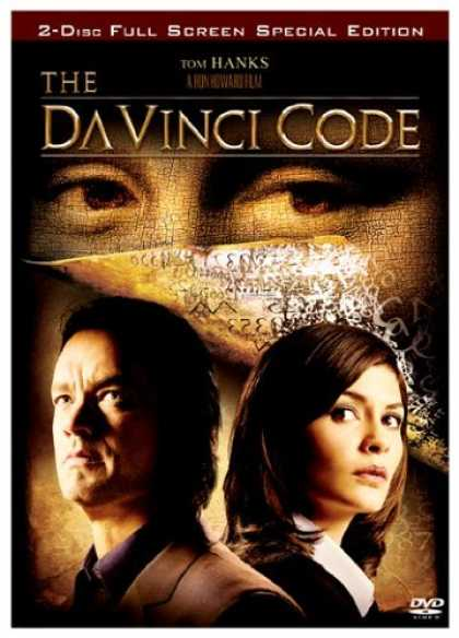 Bestselling Movies (2006) - The Da Vinci Code (Full Screen Edition) by Ron Howard