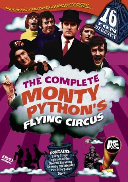 Bestselling Movies (2006) - The Complete Monty Python's Flying Circus 16-Ton Megaset by Ian MacNaughton