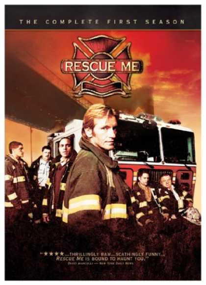 Bestselling Movies (2006) - Rescue Me - The Complete First Season