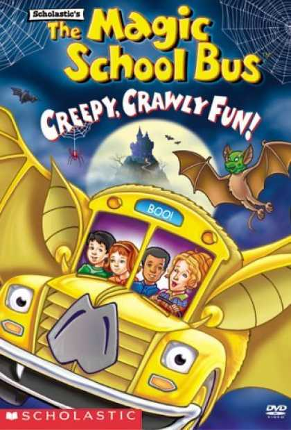 Bestselling Movies (2006) - The Magic School Bus - Creepy, Crawly Fun! by Larry Jacobs