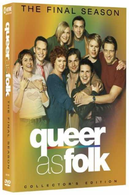 Bestselling Movies (2006) - Queer as Folk - The Final Season (Collector's Edition) by Laurie Lynd