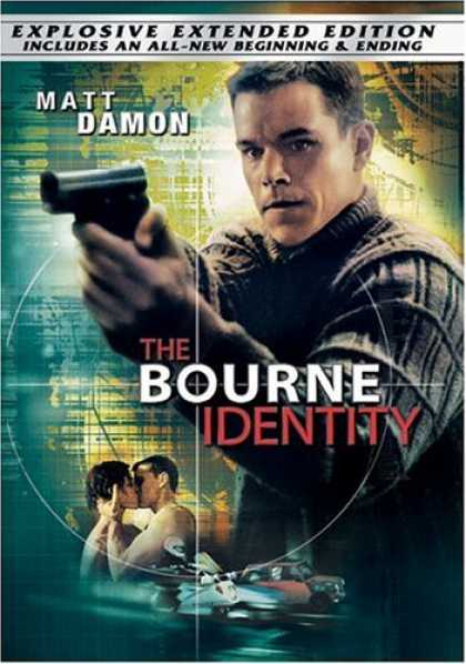 Bestselling Movies (2006) - The Bourne Identity (Widescreen Extended Edition) by Doug Liman