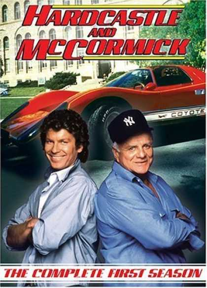 Bestselling Movies (2006) - Hardcastle and McCormick - The Complete First Season