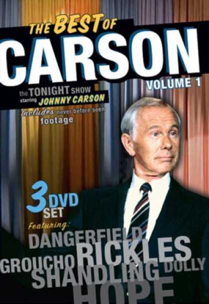 Bestselling Movies (2006) - The Best of Carson, Volume 1 by Bobby Quinn
