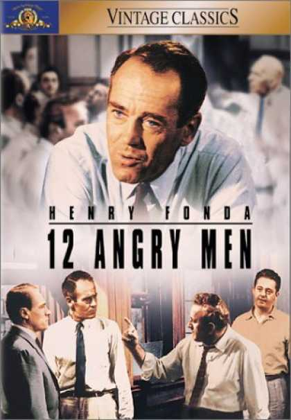 Bestselling Movies (2006) - 12 Angry Men by Sidney Lumet