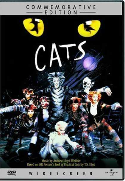 Bestselling Movies (2006) - Cats - The Musical (Commemorative Edition) by David Mallet