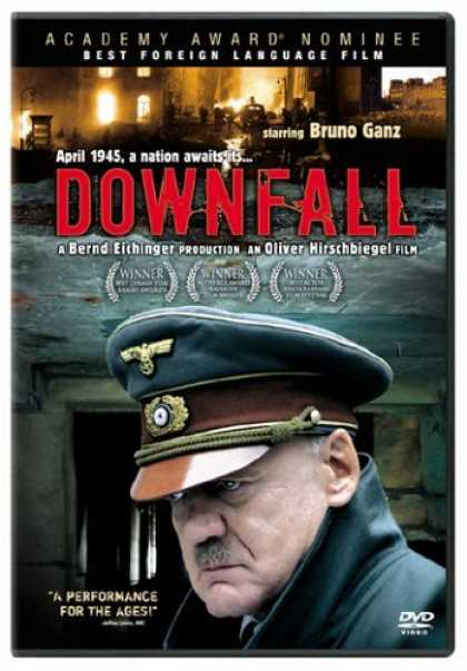 Bestselling Movies (2006) - Downfall by Oliver Hirschbiegel