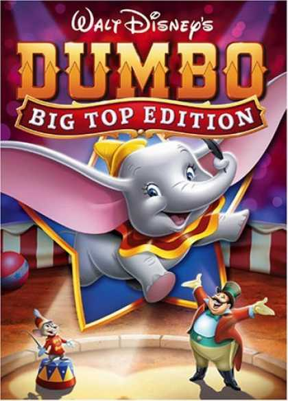 Bestselling Movies (2006) - Dumbo (Big Top Edition) by Ben Sharpsteen