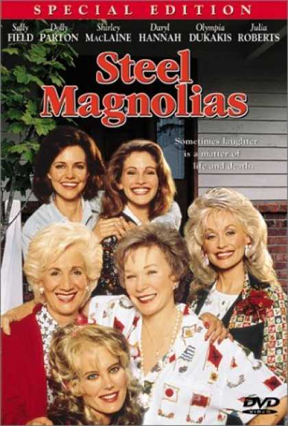 Bestselling Movies (2006) - Steel Magnolias - Special Edition by Herbert Ross