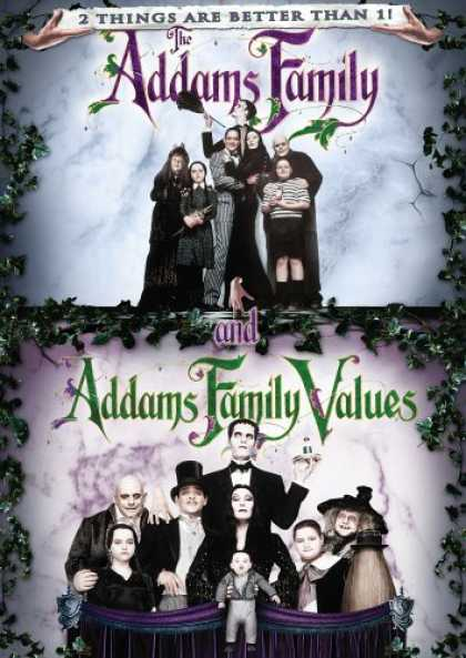 Bestselling Movies (2006) - The Addams Family / Addams Family Values