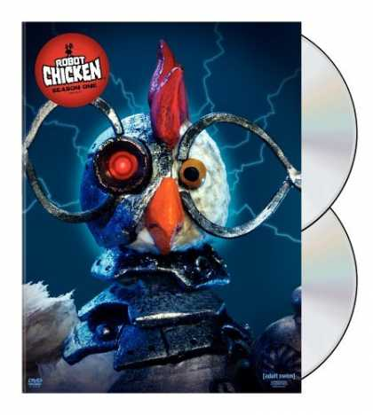Bestselling Movies (2006) - Robot Chicken, Vol. 1 by Matthew Senreich