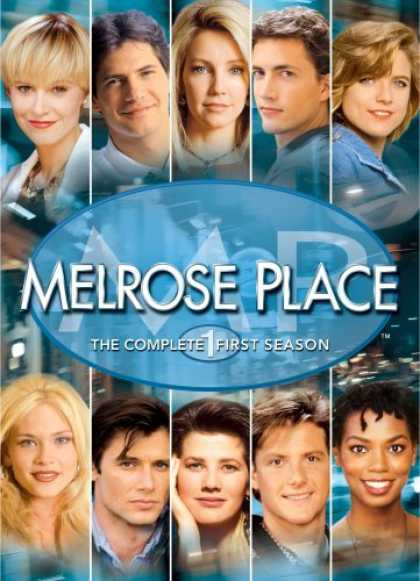 Bestselling Movies (2006) - Melrose Place - The Complete First Season