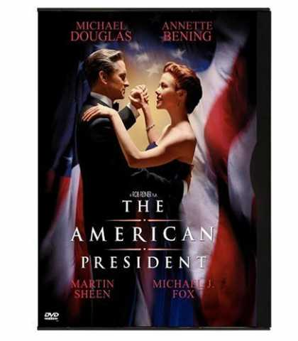 Bestselling Movies (2006) - The American President by Rob Reiner