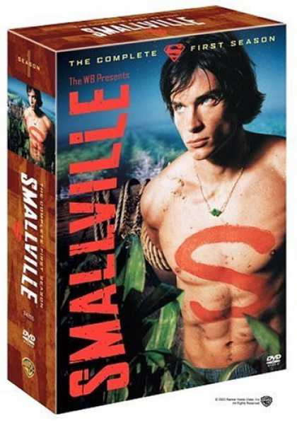 Bestselling Movies (2006) - Smallville - The Complete First Season