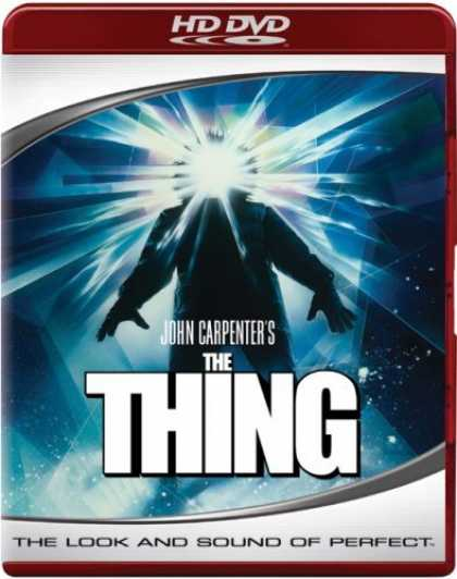 Bestselling Movies (2006) - The Thing [HD DVD]