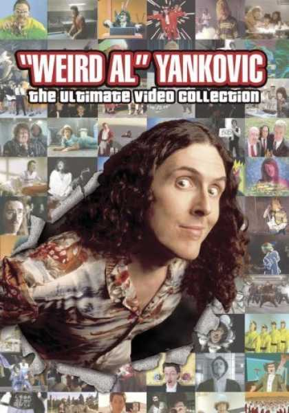 Bestselling Movies (2006) - Weird Al Yankovic - The Ultimate Video Collection